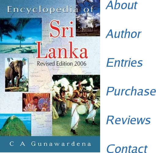 Encyclopedia of Sri Lanka